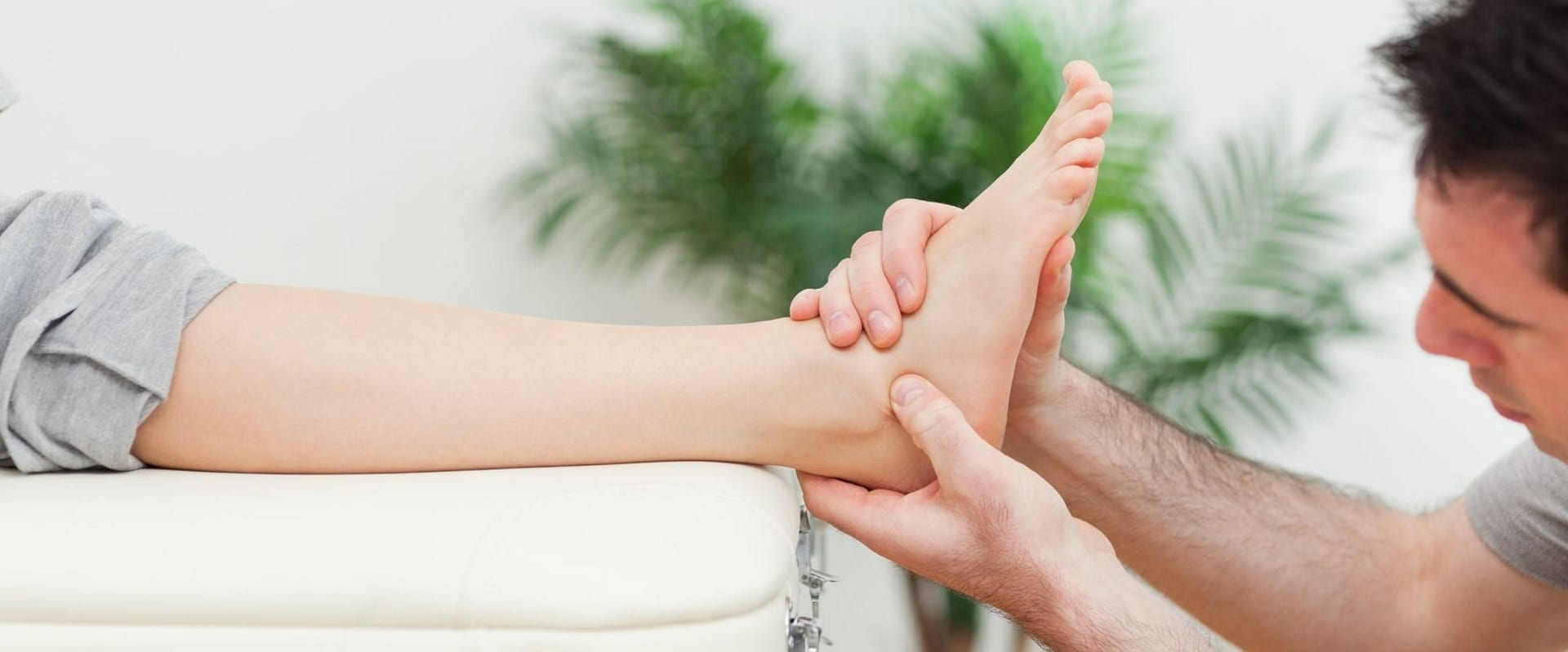 Foot and ankle pain; Plympton Osteopathic Clinic