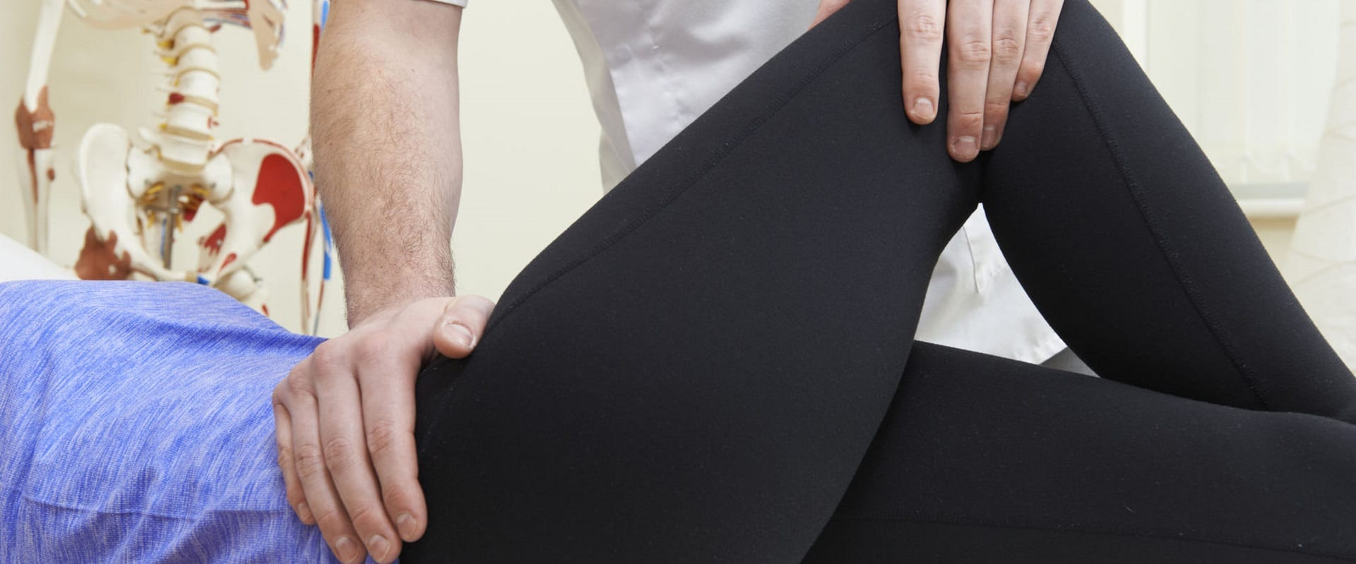 Hip and knee pain: Plympton Osteopathic Clinic
