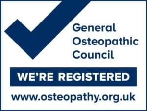 osteopath plymouth goc logo