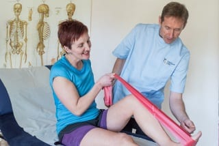 Osteopathic Treatment - Returning Patient